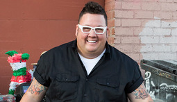 Chef Graham Elliot Talks Covert Kitchens