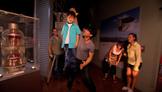Criss Angel Electrifies a Kid