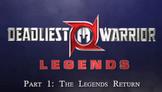 Deadliest Warrior Legends - Part 1: The Legends Return
