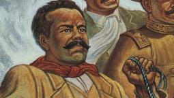 A Deadliest Warrior Horseback Matchup: Crazy Horse Faces Off Against Pancho Villa
