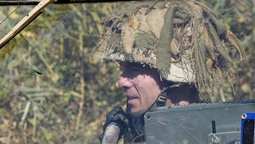 Steve Russell: A Modern Day American Warrior