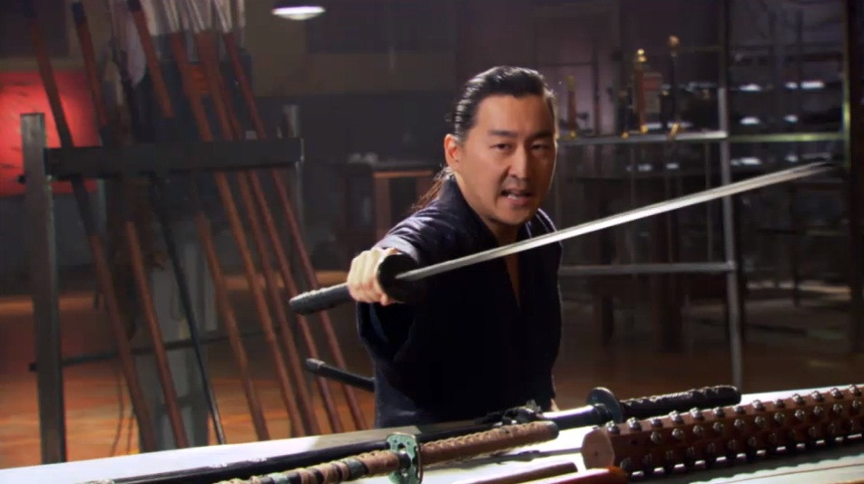 Viking vs Samurai