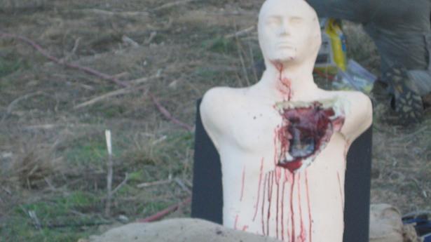 Deadliest Warrior: Season 3: Weapons Testing