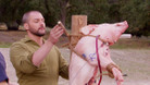 Deadliest Warrior: Quartering by Horse And Garrote Torture Demos