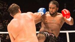 Glory 4: Errol Zimmerman vs. Jamal Ben Saddik