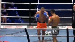 Glory 3 Highlights: Giorgio Petrosyan vs. Robin Van Roosmalen