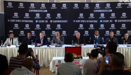 Glory 15: Istanbul Pre Fight Press Conference