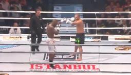 Gokhan Saki vs Tyrone Spong