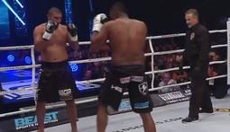 Glory 16: Errol Zimmerman vs Anderson Silva