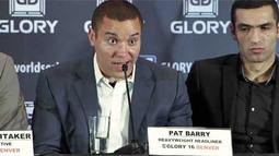 Glory 16: Denver Pre Fight Press Conference