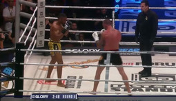 Glory - Last Man Standing: Joe Schilling vs. Simon Marcus