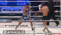 Glory 17: Gabriel Varga vs Shane Oblonsky