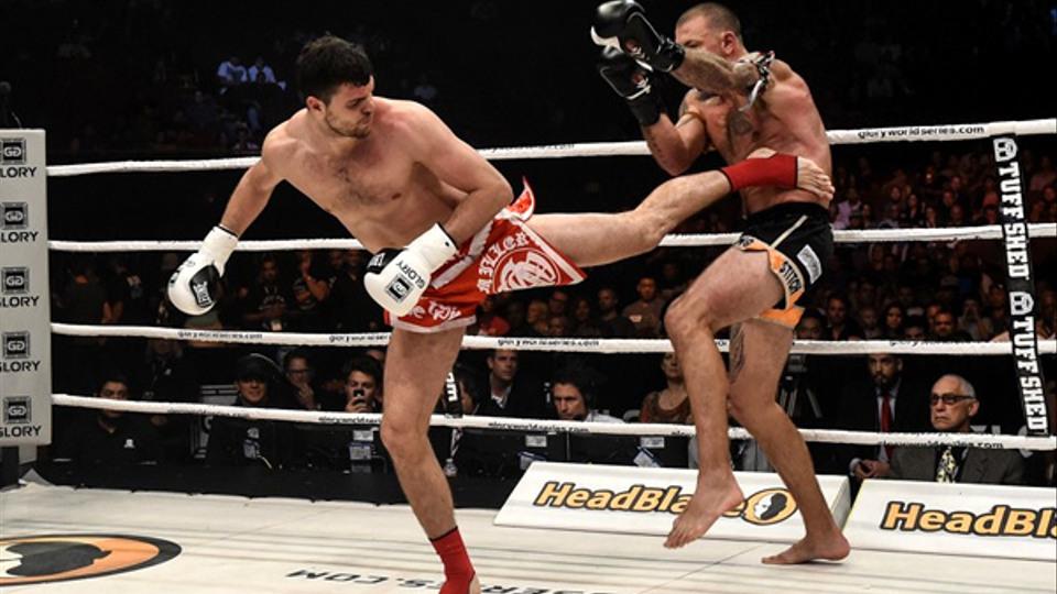 Glory Kickboxing: Last Man Standing