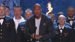 Dwayne Johnson Announces Rock The Troops