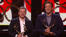 Guys of the Decade: Ben Affleck and Matt Damon - Guys Choice 2016
