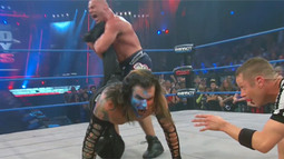 Match of the Week: Jeff Hardy vs. Kurt Angle