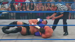 Match of the Week: AJ Styles vs. Samoa Joe