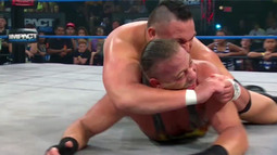Match of the Week: Samoa Joe vs. Rob Van Dam
