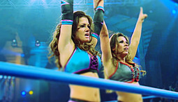 Get In The Ring With The IMPACT WRESTLING Knockouts