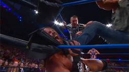 IMPACT WRESTLING Feature Match: Angle, Young & Storm vs. Aces and Eights