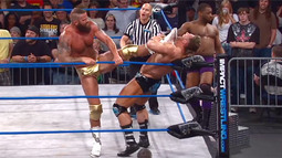 Matt Morgan vs. Kenny King vs. Rob Terry vs. Magnus