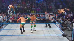 The BroMans vs Sanada & Tigre Uno