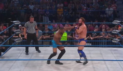 Eric Young vs Kenny King