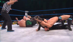 World Tag Team Championship: 3-Way Match