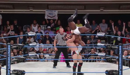World Heavyweight Championship: Austin Aries vs. Bobby Lashley