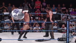 Monster's Ball Match: Abyss vs. Bram
