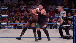 Bobby Lashley vs. Samoa Joe