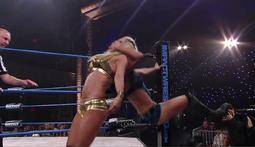 Knockouts Championship: Gail Kim vs. Taryn Terrell