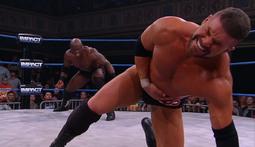 World Heavyweight Championship: Lashley vs Bobby Roode