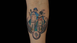 Wrapping Up A Tattoo With Sweet, Sweet Redemption