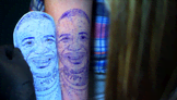 Elimination Tattoo: Portrait: Part II