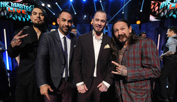 Scott Marshall Named Season 4 Winner Of Ink Master