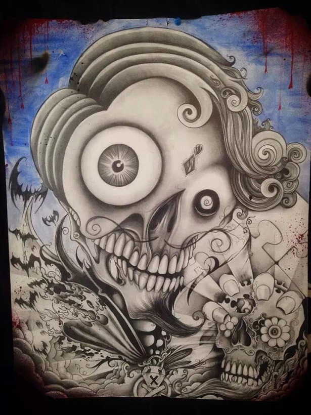 Artist Portfolio: Lydia
