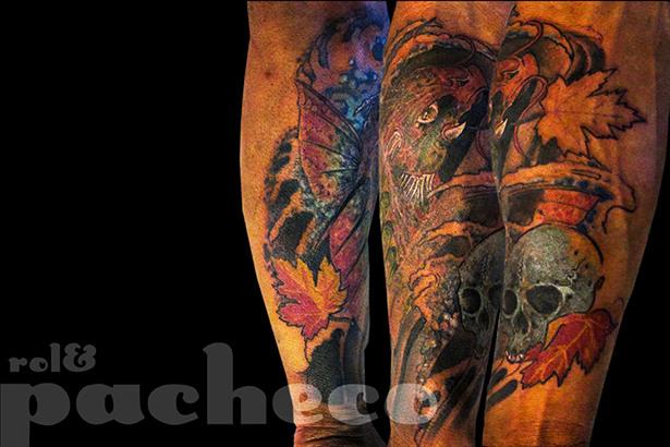 Artist Portfolio: Roland Pacheco