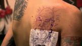 Elimination Tattoo: X-Men Color Portraits: Part II