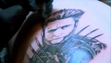 Elimination Tattoo: X-Men Color Portraits: Part III