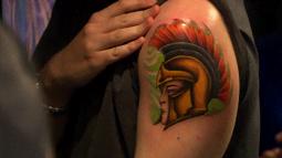 Flash Challenge Preview: Virgin Tattoos: Part II