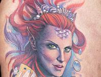 Elimination Tattoo: Surrealistic Females