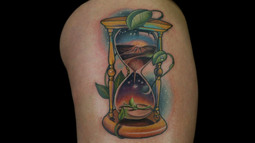 Like Sand Through The Hour Glass