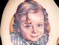 Elimination: Toddler Portraits