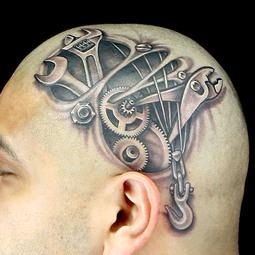 Elimination Tattoo: Brains on Brains on Brains