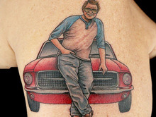 Elimination Tattoo: Pin Up My Partner
