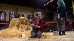 Flash Challenge Preview: Sand Sculptures - Part II