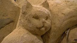 Flash Challenge Preview: Sand Sculptures - Part III