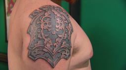 Elimination Tattoo Preview: 2-On-1 Shoulder Armor - Part IV