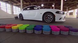 Flash Challenge Preview: Dodge Sharpie Car - Part I